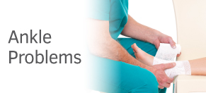 Exeter Foot & Ankle Clinic ankle problems CTA