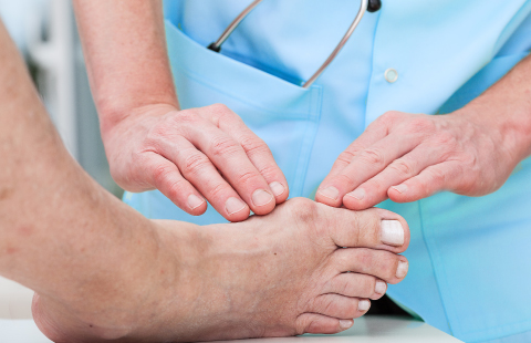 Exeter Foot & Ankle Clinic - Our Services header