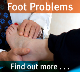 Exeter Foot & Ankle Clinic - foot problems & treatments - find out more