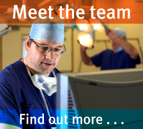 Exeter Foot & Ankle Clinic - Meet the team - find out more