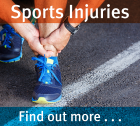 Exeter Foot & Ankle Clinic - Sports injuries & treatments - find out more
