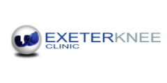 Exeter Knee Clinic Logo and link to website
