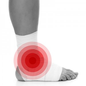 Exeter foot & ankle clinic treating ankle problems