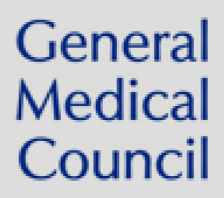 General Medical Council Logo and link to website