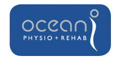 Exeter Ocean Physio & Rehab Logo and link to website