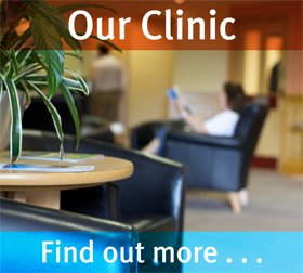 Exeter Foot & Ankle Clinic - Our Clinic - find out more